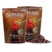 Sephra Belgian Milk Chocolate Fondue 8lb For Fountain!