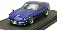 Ignition Model 1:43 Nissan Fairlady Z S30 Blue IG0023 Completed w Box