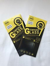 2 Pack Made for iPhone 7 Plus Tempered Glass Screen Protector Guard At&t Verizon