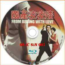 Quốc Sản 007- From Beijing With Love-Phim Hong Kong Blu-ray -CHAU TINH TRI- USLT