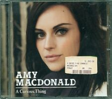 Amy Macdonald - A Curious Thing Cd Ottimo