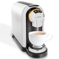 NutriChef Espresso Machine - Automatic Capsule Pods Espresso Maker, PKNESPRESO60