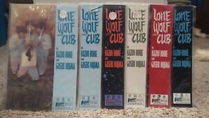 Lone Wolf and Cub Lot of 6 - 21 21 22 24 29 35