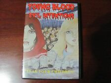 Young Blood: Evil Intentions DVD 2012 Directed by Mat and Myron Smith (Unopened)