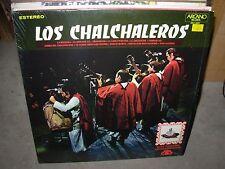 CHALCHALEROS self titled / la nochera ( world music )