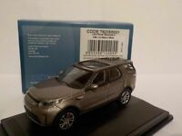 Model Car, Land Rover Discovery 5 - Lux Silver, 1/76 New