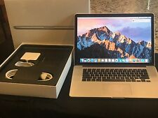 "MacBook Pro Retina A1398 15.4"" 2012 Model Core i7 2.6GHz, 8GB, 500GB Flash SSD"