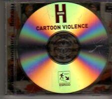 (CR512) Herzog, Cartoon Violence - CD
