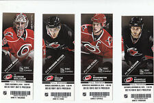 2010 HURRICANES VS PREDATORS FULL TICKET STUB 11/20/10 CAM WARD WIN