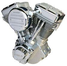 Ultima Natural El Bruto Complete 107ci  Motor for Harley Big Twin 1984-1999