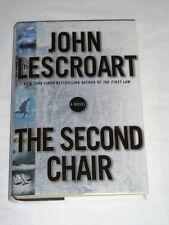John Lescroart The Second Chair Hardcover Book