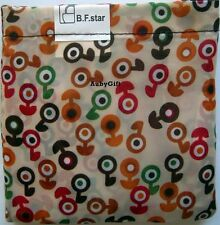 B.F.star Eco Reusable / Recycle Shopping Bag - Little Pretty Flower / Flowers