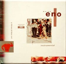 VIRGIN 3-CDs Box ENOBX-1: BRIAN ENO I, INSTRUMENTAL, 3-CDs + Booklet 1993 UK OOP