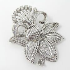 31545349dee7c Unbranded Platinum Fine Pins & Brooches for sale | eBay