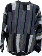 Sweaters - Crew Neck - Fancy - MultiColored - Protege #H - USA -2X-BIG