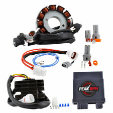 Stator 140 W + Voltage Regulator + CDI Box ECM for Yamaha YFZ 450 2004-2015