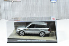 James Bond 007 - QUANTUM OF SOLACE Range Rover Sports