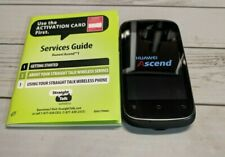 Huawei Ascend Y H866C Straight Talk Smartphone Cell Phone - TESTED WORKING
