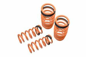 Tech Lowering Springs For Infiniti 16-18 Q50 Red Sport 3.0L RWD 1.0//1.2 Tein S