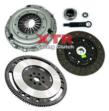 XTR HD CLUTCH KIT+ 10.2 LBS CHROMOLY FLYWHEEL 1992-93 ACURA INTEGRA RS LS GS GSR