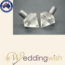 24 x Diamond Shape Wedding Bubbles