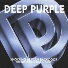 DEEP PURPLE  - KNOCKING AT YOUR BACK DOOR  CD
