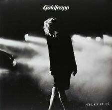 Goldfrapp Tales of US 180gm LP Vinyl 33rpm and CD Electronic Dance 2013