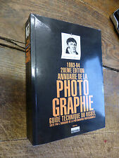 1993-94 -  28° édition  annuaire de la photographie - guide technique du visuel