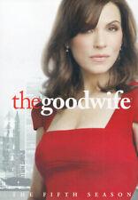 THE GOOD WIFE (SEASON 5) (DVD)