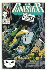 #41 The Punisher comic special i-New York issue, High Grade guest app Nick Fury