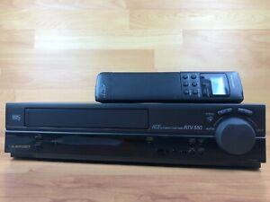 Blaupunkt RTV - 550 VHS Videorecorder ACT Videorekorder (649K) 3425546 Gewährl.