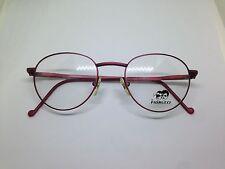 FIORUCCI FC23 occhiali da vista vintage rosso anni 80 unisex red glasses brille