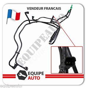 Durite alimentation pompe d amorçage gasoil Citroën c3, c4, c5 1.6 hdi = 1574t5