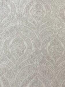 Ralph Lauren White Gray Paisley Medallion Standard Pillowcases Excellent