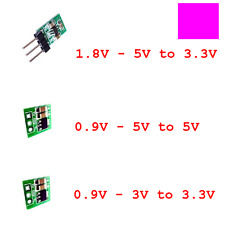 DC-DC Step Up Down Buck Boost Converter Module 3.3V 5V for ESP8266 Ardiuno UNO