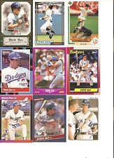 18 CARD STEVE SAX BASEBALL CARD LOT           102