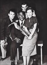 1953/87 Vintage 16x20 CHARLIE PARKER Jazz Music Saxophonist Art WILLIAM CLAXTON