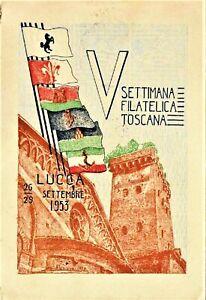 POSTCARD PROMOTING PHILATELY EVENTS sent to Victor Perantoni in Australia - 1953