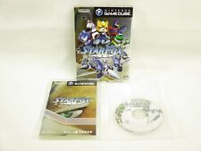 STAR FOX ASSAULT Game Cube Nintendo Japan Game gc