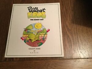 Philbert Frog The Sunny Day, Vincent James paperback 1992