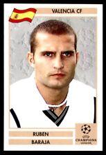Panini Champions League 2000/2001 (Finale) - Ruben Baraja Valencia No. 165