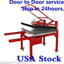 "USA Stock-31""x39""(80 x100cm) Large Format T-shirt Sublimation Heat Press Machine"