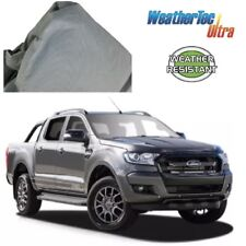 Car Cover Fits Ford Ranger Dual-Cab Ute to 5.56m WeatherTec UV Soft Non Scratch