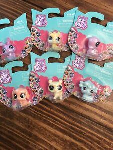 Littlest Pet Shop Kids Gift Toys Mini Collection -Set Of 6