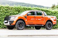 Tuff T01 9x18 6x139,7 Felgen + Reifen Atturo Trail M/T 275/65/18 für Ford Ranger