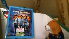 """JONAS BROTHERS: The 3-D Concert  W/4 GLASSES   """"FREE1 DAY SHIP"""" NO DIGITAL CODE"""