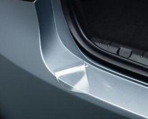Ford mondeo mk4 familiar-láminatransparente rear bumper protector