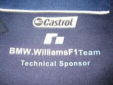 Formula 1 Castrol BMW Williams F1 Team Carry Bag