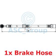 APEC BRAKING 432mm Scheibe Bremssattel flexibel GUMMISCHLAUCH hos3817
