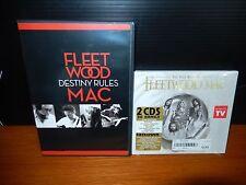 FLEETWOOD MAC - Destiny Rules DVD MINT + The Very Best Of 2-Disc CD NEW